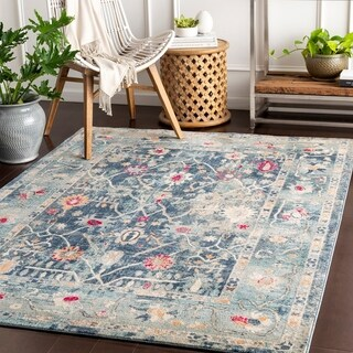"Elias Updated Traditional Area Rug - 7'10"" x 10'3"""