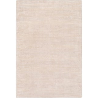 Hand-Loomed Carolina Viscose/Wool Area Rug - 4' x 6'