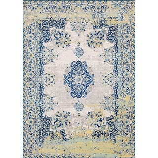 "Augusta Traditional Oriental Area Rug - 3'11"" x 5'7"""