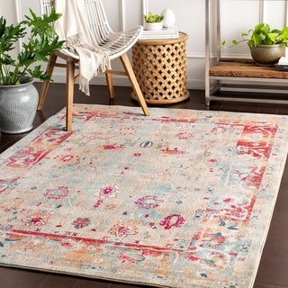 "Elias Updated Traditional Area Rug - 3'11"" x 5'7"""