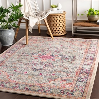 """Charisma Updated Traditional Area Rug - 3'11"""" x 5'7"""""""