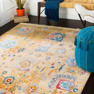 """Severine Updated Traditional Area Rug - 3'11"""" x 5'3"""""""