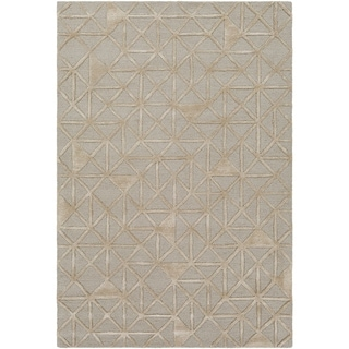 Hand-Tufted Dubois Wool Accent Rug - 2' x 3'