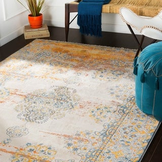 """Albertine Updated Traditional Area Rug - 2'7"""" x 5'"""