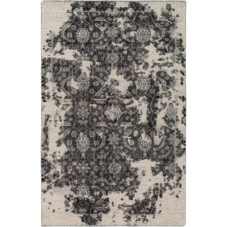 Hand-Knotted Alluaudia Wool Accent Rug - 2' x 3'