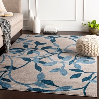 Winder Floral Accent Rug - 2' x 3'3""