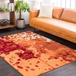 "Ann Abstract Accent Rug - 2'2"" x 3'"