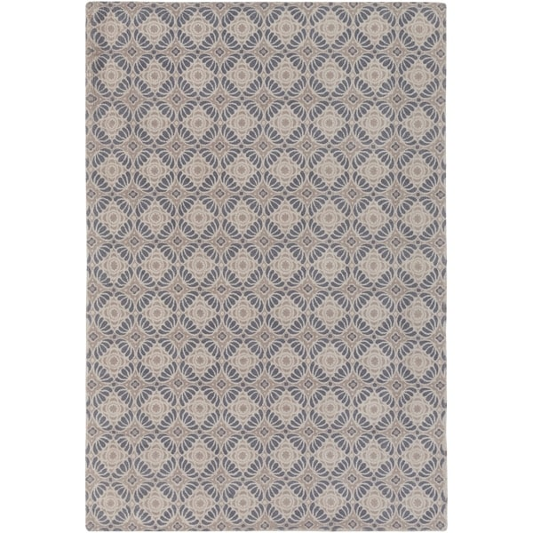 Handmade Medway Wool Accent Rug - 2' x 3'