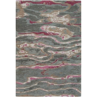 Hand-Tufted Lidia Wool Accent Rug - 2' x 3'
