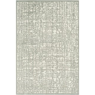 "Errol Sage Transitional Abstract Area Rug - 7'10"" x 10'4"""