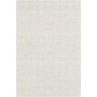 """Hand-Hooked Caselli Wool Runner - 2'5"""" x 8' Runner"""