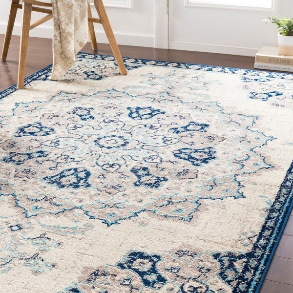 "Aoede Traditional Runner - 2'2"" x 7'6"" Runner"