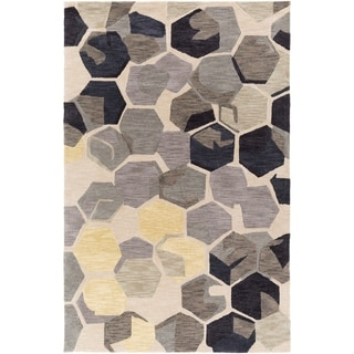 Hand-Tufted Ryker Area Rug - 6' x 9'