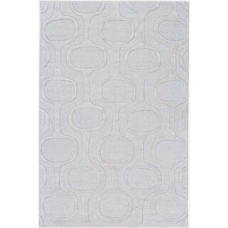 Hand-Tufted Zonra Wool Accent Rug - 2' x 3'