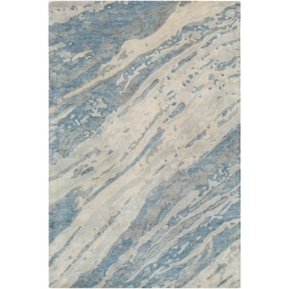 Hand-Tufted Velwald Wool Accent Rug - 2' x 3'