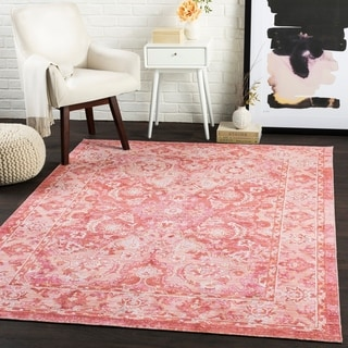 Meighan Vintage Oriental Accent Rug - 2' x 3'