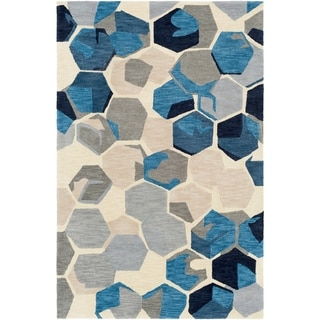 Hand-Tufted Ryker Accent Rug - 2' x 3'