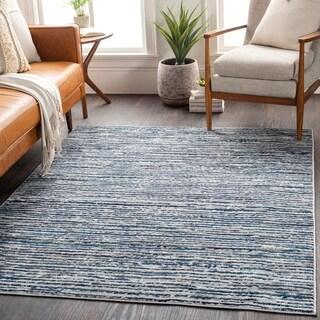 """Albi Contemporary Stripes Area Rug - 5'3"""" x 7'3"""""""