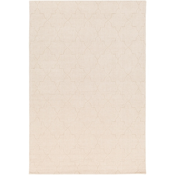 Hand Loomed Observatory Wool Area Rug - 6' x 9'