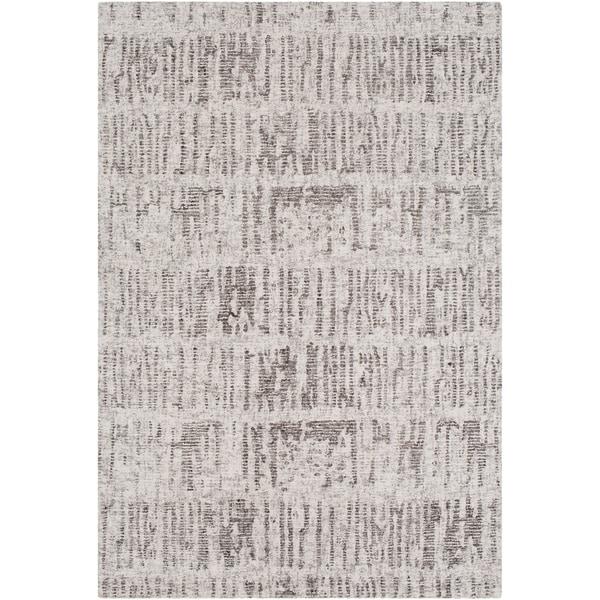 Hand-Tufted Atlaw Wool Rug - 2' x 3'