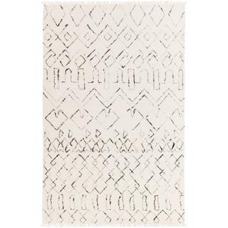 Hand-Woven Bannock Wool Area Rug - 6' x 9'
