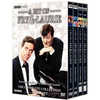 A Bit of Fry & Laurie: The Complete Collection . . Every Bit (DVD)