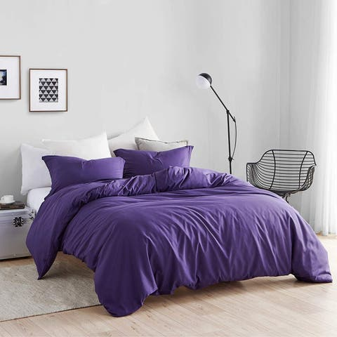 BYB Duvet Cover Purple Reign