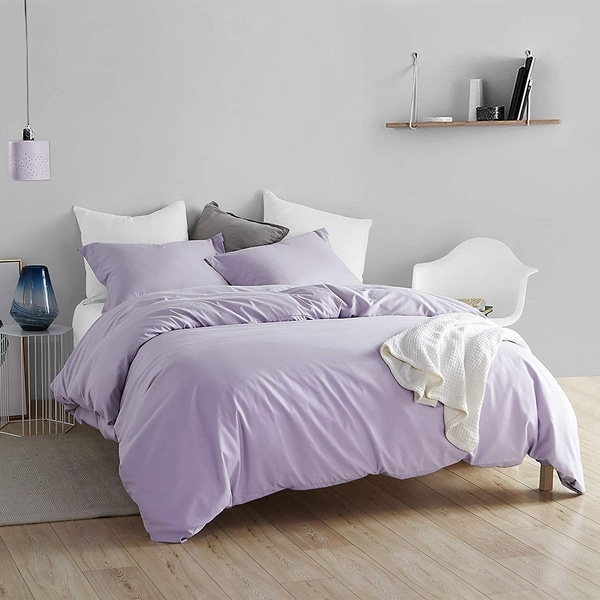 BYB Duvet Cover Orchid Petal. Opens flyout.