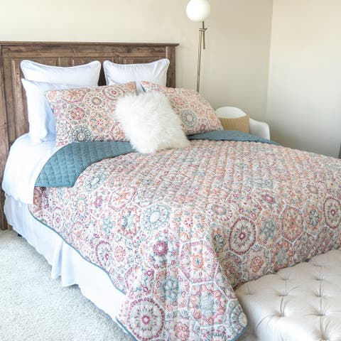Your Lifestyle by Donna Sharp Willow Quilted Bedding Set