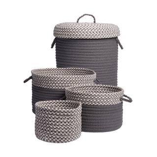 Taylor & Olive Sangam Delux 4-Piece Basket Set