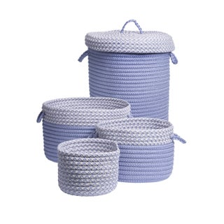 Delux 4-Piece Basket Set