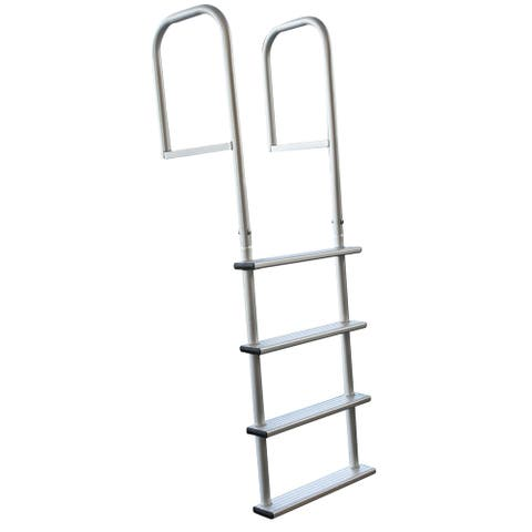 Sportsman Series4 Step Removable Aluminum Dock Ladder