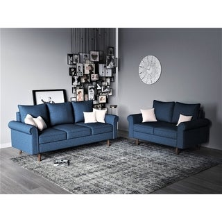 Ruthann 2 Piece Living Room Set