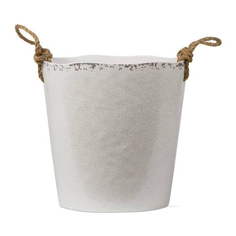 TAG Veranda Melamine Wine Bucket Ivory