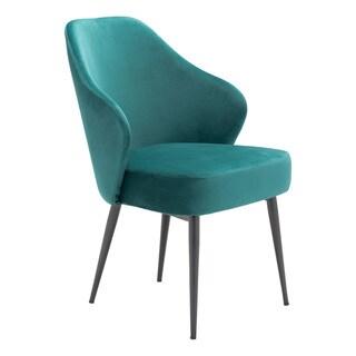 Carson Carrington Barksater Velvet Dining Chair
