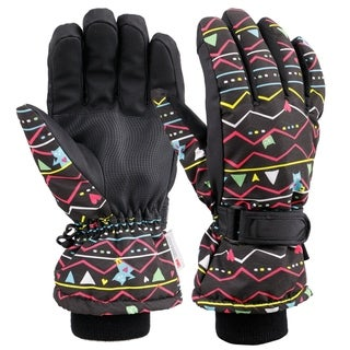 Link to Womens Touchscreen Waterproof Windproof Snow Ski Gloves Similar Items in Gloves