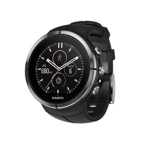 Suunto Spartan Ultra GPS Sports Watch Black