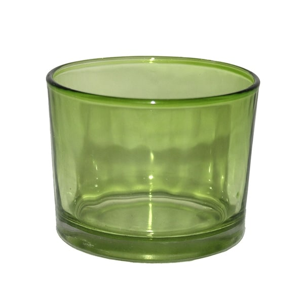 Essential Decor & Beyond 12 Piece Glass Votive Holder Set EN29009 - 11.2 x 11.2 x 19.7