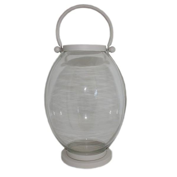 Essential Decor & Beyond Metal Lantern EN2905 - 3 x 3 x 3