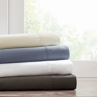 Madison Park 500 Thread Count Cotton Rich Sheet Set