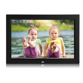 12/15 Inch HD 1080P TFT-LCD Digital Photo Frame Picture MP3 MP4 Movie Player
