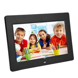 """10"""" Ultrathin HD TFT-LCD Digital Photo Frame Picture MP3 MP4 Movie Player"""