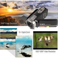 3inch LCD Screen 24MP Night Vision 1080*720P Digital Video Camcorder Camera