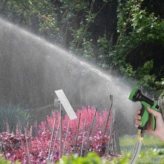 Flexible Stainless Steel Garden Lightweight No Twisting Water Hose Pipe
