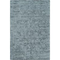 Hand-Tufted Emeline Viscose Area Rug - 12' x 15'