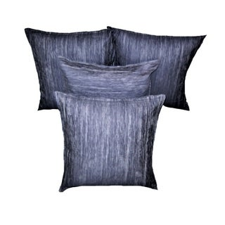 Link to Just Linen 300 Thread Count Cotton Denim Look Blue Colored, 16 X 16 Inches, Pack Of 4 Throw Pillow Covers Similar Items in Decorative Accessories