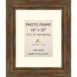 Picture Photo Frame Alexandria Rustic Brown