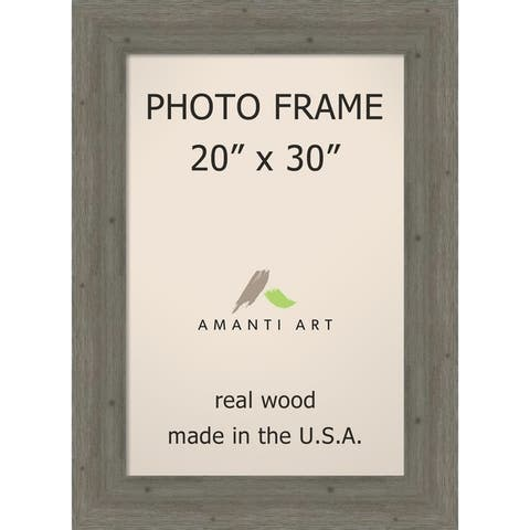 Picture / Photo Frame, Fencepost Grey