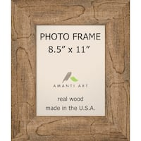 Picture / Photo Frame, Owl Brown