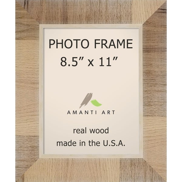 Picture / Photo Frame, Natural White Wash